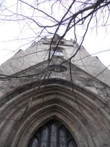 Stadtkirche St. Maximi, um 1432-1501 erbaut