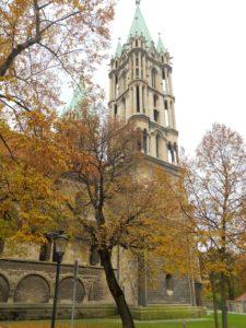 Dom St. Peter & Paul um 1210-1242 erbaut