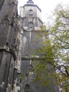 Stadtkirche St. Wenzel 1426-1511 erbaut