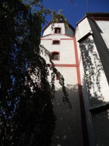 Stadtkirche Erbauungsjahr unbekannt um 1500 Bau des Kirchenschiffs