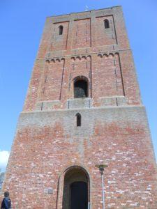 Warnfriedkirche, im 13. Jahrhundert erbaut