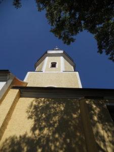 Dorfkirche im 13. Jahrhundert erbaut