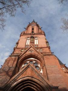Heilandskirche Plagwitz 1886-1888 erbaut
