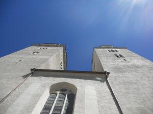 Johanniskirche um 1224- nach 1240 Bau einer Basilika im 16. Jahrhundert nach Stadtbrand Umbau in Hallenkirche