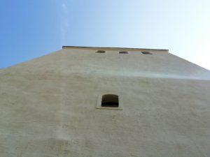 Wehrkirche, romanischer Ursprung 13. Jh.