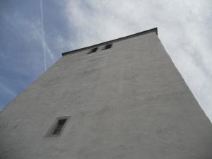 Dorfkirche vermutlich im 14. Jahrhundert erbaut
