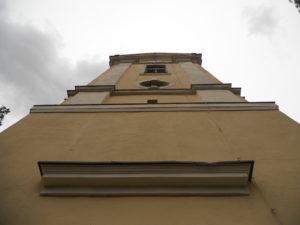 Dorfkirche 1751-1752 erbaut