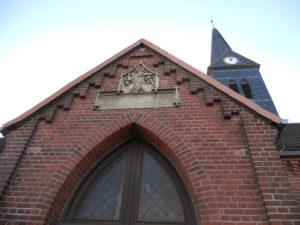 Kreuzkirche Papitz 1906 erbaut