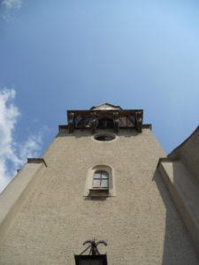 Dorfkirche Erbauungsjahr unbekannt 1773/74 Umbau