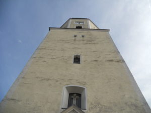 Pfarrkirche 1440 erbaut bis 1626 Turmbau
