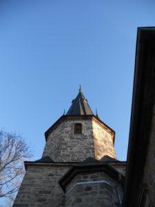 St. Dionysiuskirche 1713-1715 erbaut