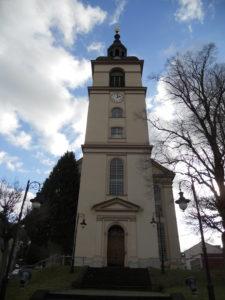 Stadtkirche St. Nicolai 1829-1842 erbaut