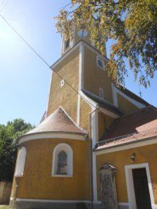 Pfarrkirche vor 1557 erbaut 1696 Turmbau