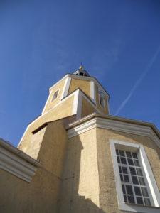 Johanniskirche im 13. oder 14. Jahrhundert erbaut 1699-1704 Umbau