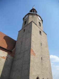 Dorfkirche im 15. Jahrhundert erbaut