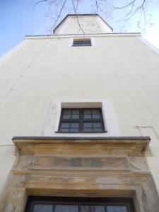 Stadtkirche St. Laurentius erbaut 1727