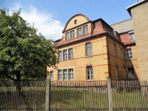 Die ehemalige Nudelfabrik