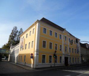 Außenansicht des Museums der Westlausitz