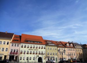 Die Häuser um den Markt