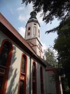 Die Laurentiuskirche